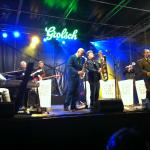 Photo: Pee Bee & The Night Train at Enschede Jazz